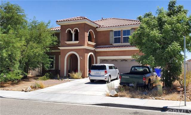 15827 Iron Canyon Lane, Victorville, CA 92394 (#TR19190190) :: Fred Sed Group