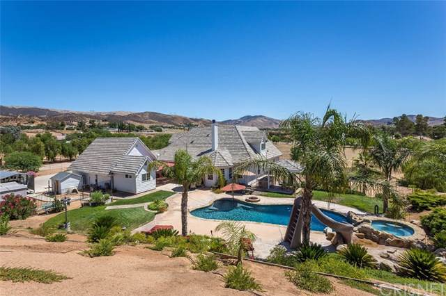 10540 Dale Road, Agua Dulce, CA 91390 (#SR19189916) :: Rogers Realty Group/Berkshire Hathaway HomeServices California Properties