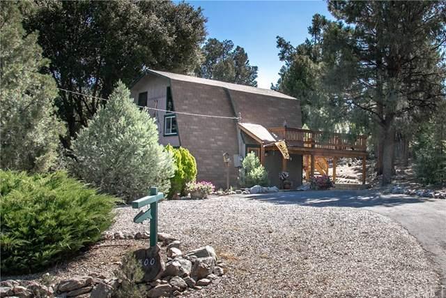 2300 Maplewood Way, Pine Mountain Club, CA 93222 (#SR19184381) :: Faye Bashar & Associates