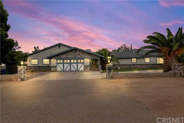 41626 50th Street W, Quartz Hill, CA 93536 (#SR19189196) :: The Laffins Real Estate Team