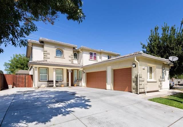449 Heather Creek Drive, Los Banos, CA 93635 (#ML81763957) :: Faye Bashar & Associates