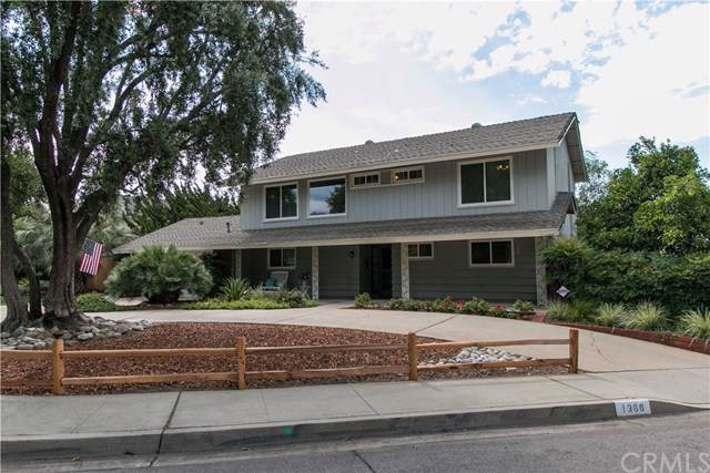 1366 Clemson Avenue, Claremont, CA 91711 (#CV19187496) :: The Laffins Real Estate Team