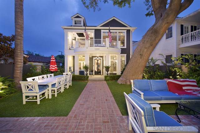 1220 Churchill Place, Coronado, CA 92118 (#190044400) :: The Laffins Real Estate Team