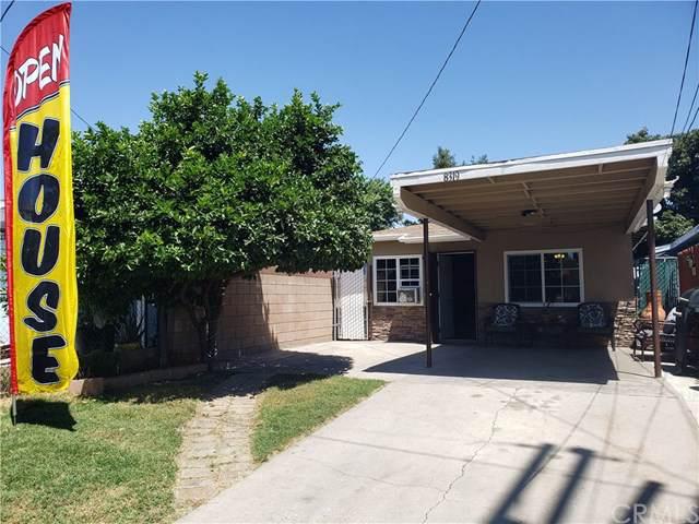 8319 Elburg Street, Paramount, CA 90723 (#DW19190573) :: Fred Sed Group
