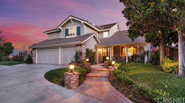 23200 Sherwood Place, Valencia, CA 91354 (#SR19188328) :: Doherty Real Estate Group