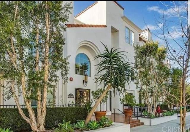 10648 Woodbridge Street #209, Toluca Lake, CA 91602 (#SR19190960) :: The Brad Korb Real Estate Group