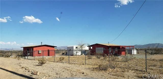 80919 Brown Road, 29 Palms, CA 92277 (#JT19191035) :: The Laffins Real Estate Team