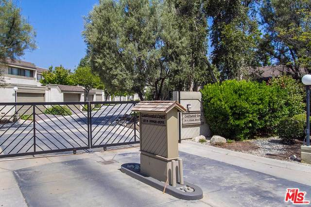 201 N Orange Grove #534, Pasadena, CA 91103 (#19498206) :: Team Tami