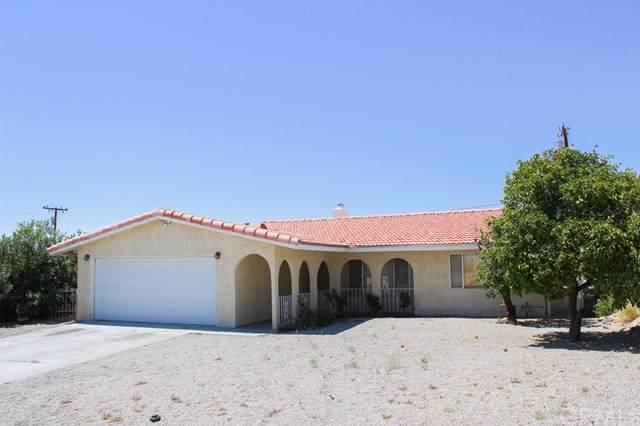 9845 San Felipe Road, Desert Hot Springs, CA 92240 (#JT19191047) :: OnQu Realty