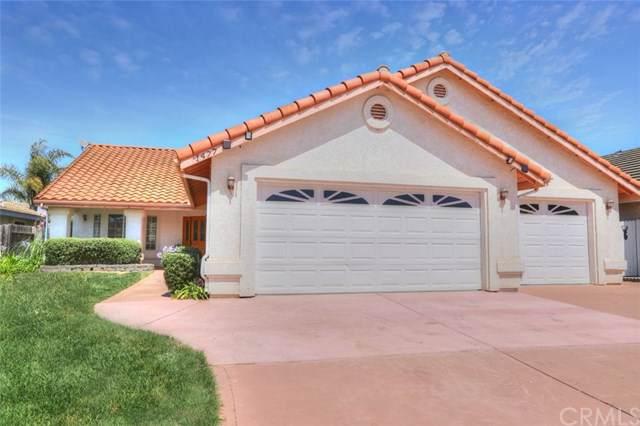 1477 Ivory Drive, Santa Maria, CA 93455 (#PI19190996) :: RE/MAX Parkside Real Estate