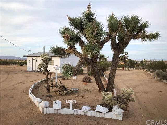 56568 Handley, Yucca Valley, CA 92285 (#JT19190557) :: RE/MAX Empire Properties
