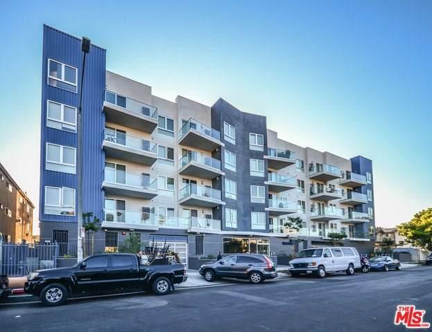 105 S Mariposa Avenue #206, Los Angeles (City), CA 90004 (#19498506) :: The Danae Aballi Team