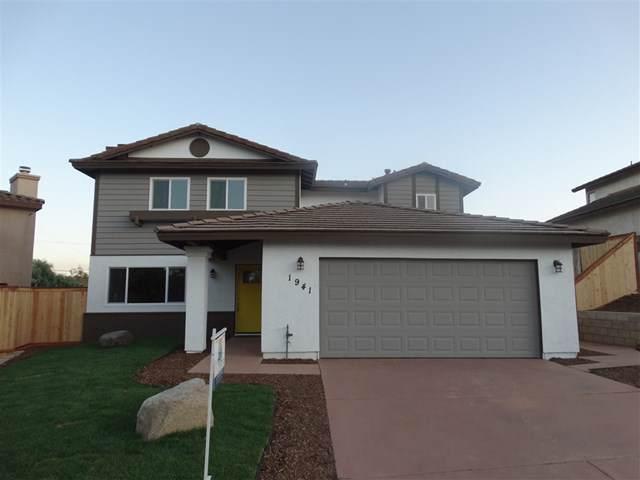 1941 Dain Dr., Lemon Grove, CA 91945 (#190044558) :: Rogers Realty Group/Berkshire Hathaway HomeServices California Properties