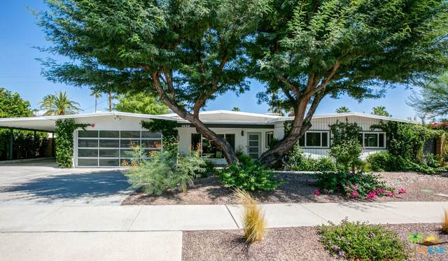 1488 N Riverside Drive, Palm Springs, CA 92264 (#19496278PS) :: Go Gabby