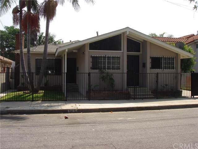 204 N Rose #204 & 202 Avenue, Compton, CA 90221 (#CV19191401) :: RE/MAX Masters