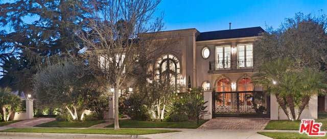 517 N Rexford Drive, Beverly Hills, CA 90210 (#19498366) :: The Houston Team | Compass