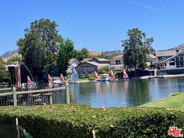 1208 S Westlake A, Westlake Village, CA 91361 (#19497674) :: RE/MAX Parkside Real Estate