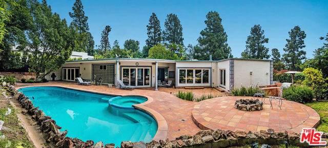 1043 Loma Vista Drive, Beverly Hills, CA 90210 (#19496242) :: The Houston Team | Compass