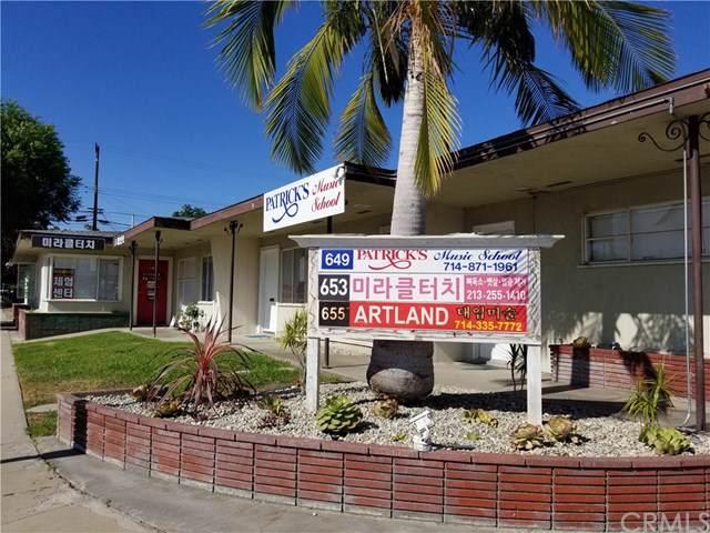 649 W Commonwealth Avenue, Fullerton, CA 92832 (#PW19191184) :: RE/MAX Estate Properties