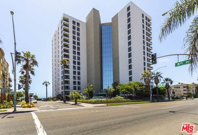 1310 E Ocean #603, Long Beach, CA 90802 (#19487316) :: Sperry Residential Group