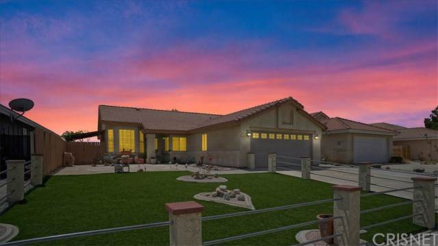 1820 Coleman Place, Rosamond, CA 93560 (#SR19192001) :: RE/MAX Parkside Real Estate