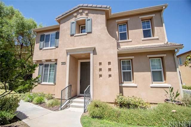 25367 Playa Serena Drive #170, Valencia, CA 91381 (#SR19192003) :: Z Team OC Real Estate