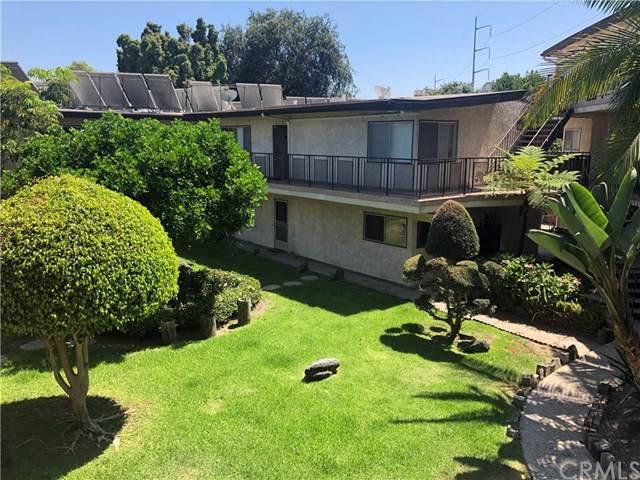 7000 S La Cienega Boulevard #27, Inglewood, CA 90302 (#IN19191284) :: Allison James Estates and Homes