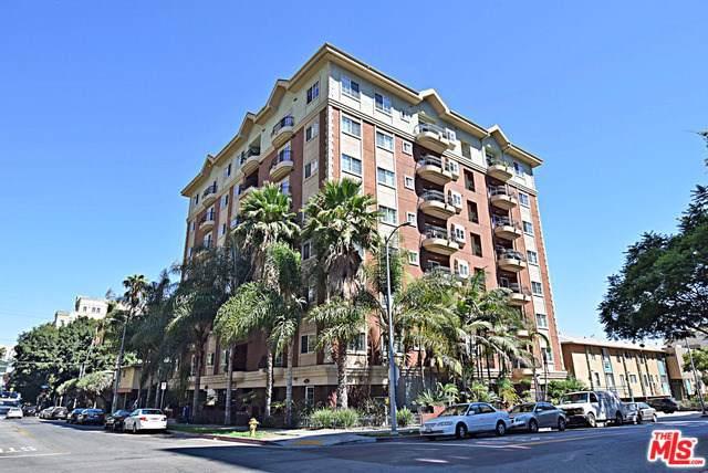 700 S Ardmore Avenue #601, Los Angeles (City), CA 90005 (#19496488) :: The Danae Aballi Team