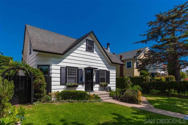 511 H Avenue, Coronado, CA 92118 (#190044798) :: Rogers Realty Group/Berkshire Hathaway HomeServices California Properties