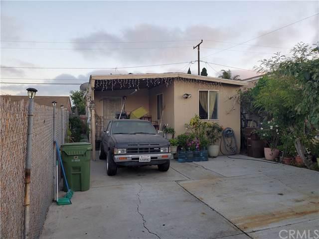 1508 W 151st Street, Compton, CA 90220 (#DW19192292) :: RE/MAX Masters