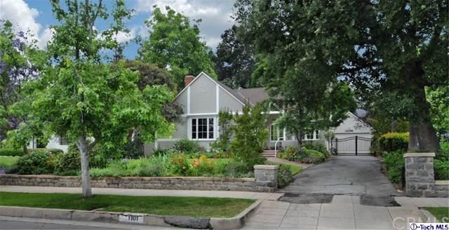1101 E Woodbury Road, Pasadena, CA 91104 (#319002570) :: Legacy 15 Real Estate Brokers