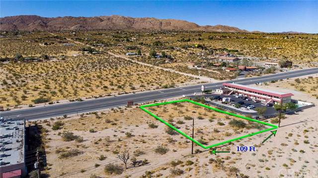 61328 Twentynine Palms, Joshua Tree, CA 92252 (#JT19192370) :: RE/MAX Empire Properties