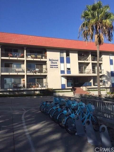 3939 E Allin Street #316, Long Beach, CA 90803 (#OC19186842) :: The Marelly Group | Compass