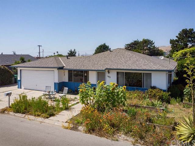 195 Hatteras Street, Morro Bay, CA 93442 (#SP19192609) :: RE/MAX Parkside Real Estate