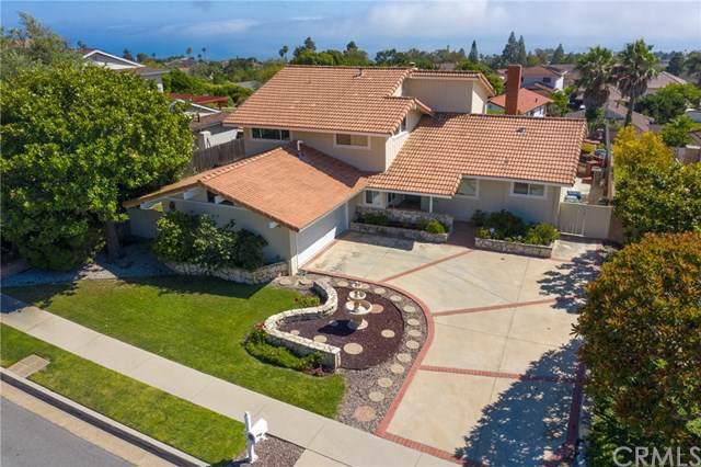 29369 Quailwood Dr, Rancho Palos Verdes, CA 90275 (#SB19189664) :: Team Tami