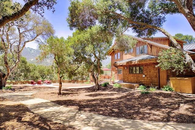 7 La Rancheria, Carmel Valley, CA 93924 (#ML81764275) :: McLain Properties