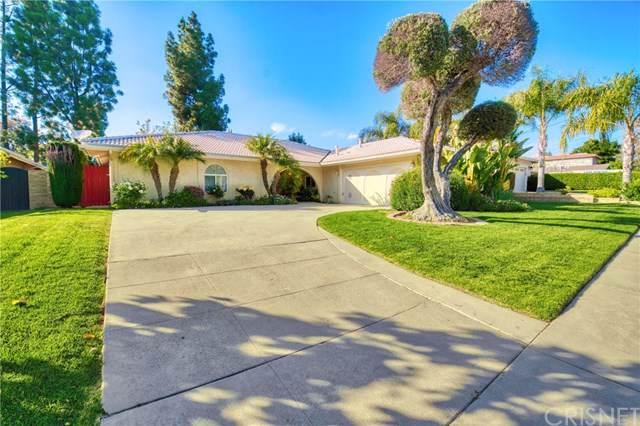 22651 Jameson Drive, Calabasas, CA 91302 (#SR19192942) :: Allison James Estates and Homes