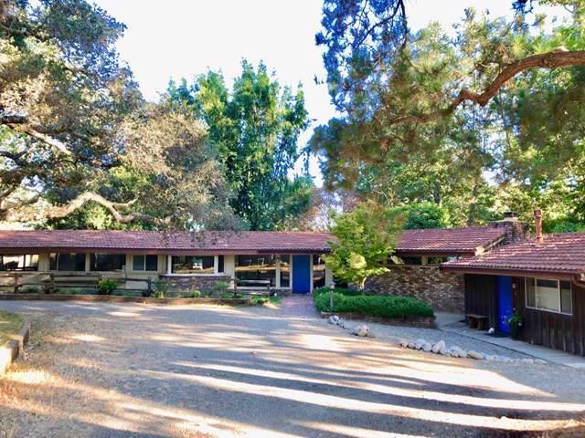 95 Boronda Road, Carmel Valley, CA 93924 (#ML81764330) :: McLain Properties