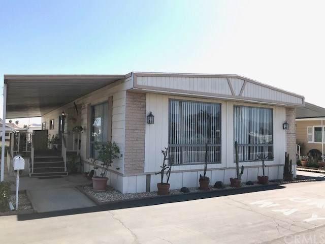 1630 W Covina Boulevard #47, San Dimas, CA 91773 (#OC19193127) :: The Laffins Real Estate Team