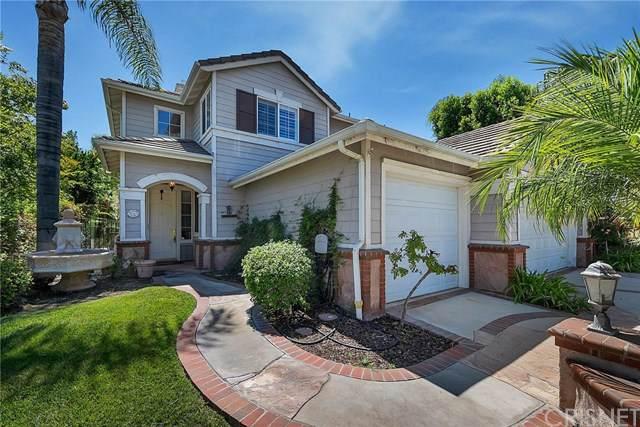 26022 Carroll Lane, Stevenson Ranch, CA 91381 (#SR19193213) :: Rogers Realty Group/Berkshire Hathaway HomeServices California Properties