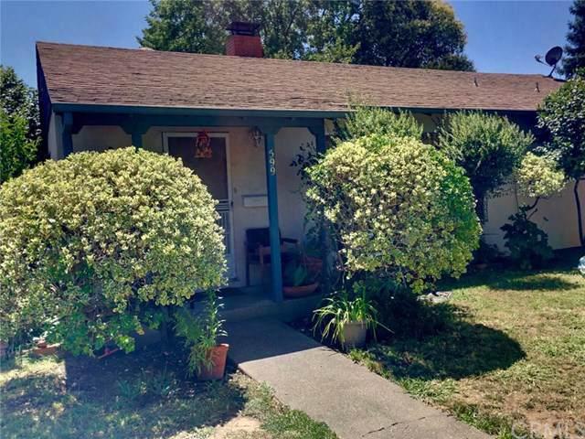599 Peach Street, Ukiah, CA 95482 (#LC19193287) :: Allison James Estates and Homes