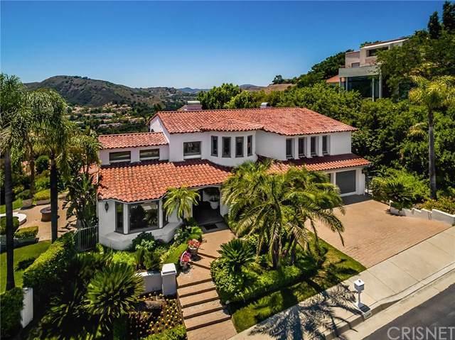 24608 Cordillera Drive, Calabasas, CA 91302 (#SR19192211) :: Allison James Estates and Homes