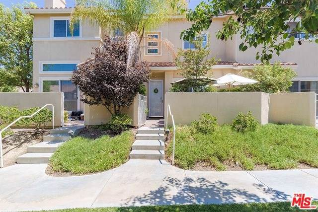 25748 Perlman Place B, Stevenson Ranch, CA 91381 (#19499420) :: Rogers Realty Group/Berkshire Hathaway HomeServices California Properties