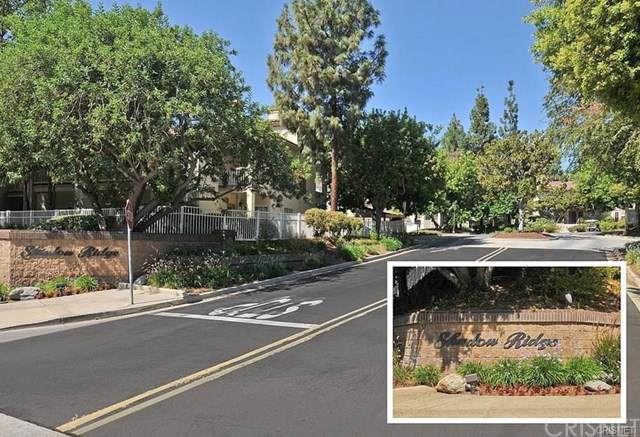 685 Parkside Court #104, Oak Park, CA 91377 (#SR19193574) :: The Laffins Real Estate Team