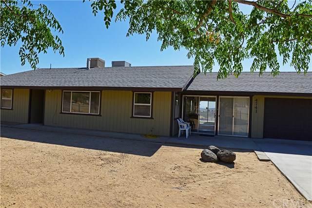 4741 Avenida Del Sol, Joshua Tree, CA 92252 (#JT19189697) :: Legacy 15 Real Estate Brokers