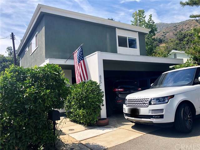 425 Pleasant Hill Lane, Sierra Madre, CA 91024 (#PW19193632) :: Rogers Realty Group/Berkshire Hathaway HomeServices California Properties