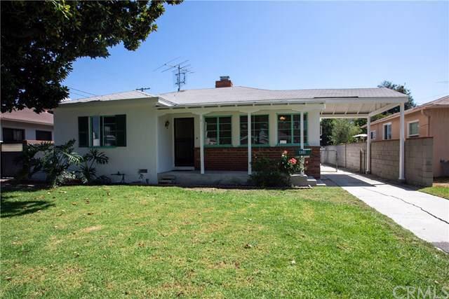 430 N Mariposa Street, Burbank, CA 91506 (#BB19193446) :: The Danae Aballi Team