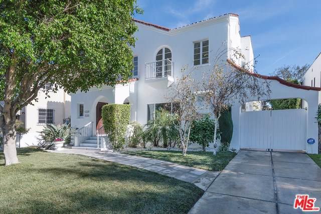 1034 Hi Point Street, Los Angeles (City), CA 90035 (#19499558) :: California Realty Experts