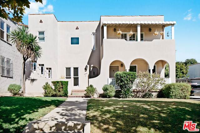 1106 Carmona Avenue, Los Angeles (City), CA 90019 (#19497894) :: California Realty Experts