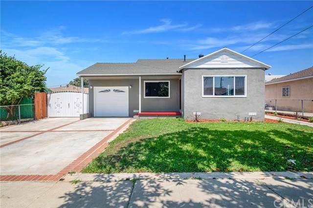 525 W 146th Street, Gardena, CA 90248 (#DW19194165) :: Keller Williams Realty, LA Harbor
